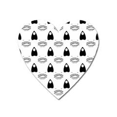 Talking Board Magnet (Heart)