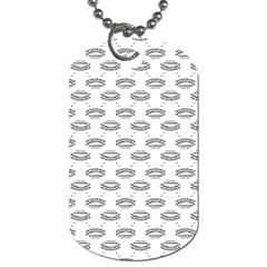 Talking Board Dog Tag (Two-sided)