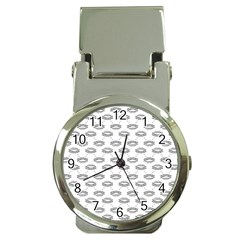Talking Board Money Clip with Watch