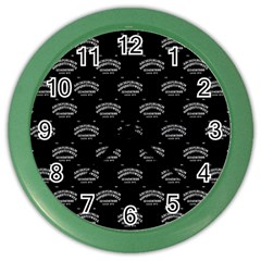 Talking Board Wall Clock (Color)