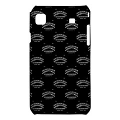 Talking Board Samsung Galaxy S i9008 Hardshell Case