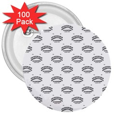 Talking Board 3  Button (100 pack)