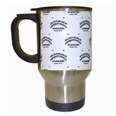 Talking Board Travel Mug (White)