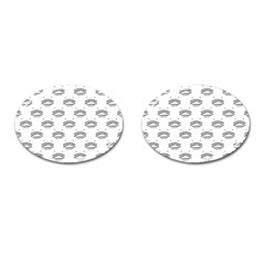 Talking Board Cufflinks (Oval)