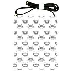 Talking Board Shoulder Sling Bag