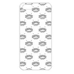 Talking Board Apple iPhone 5 Seamless Case (White)