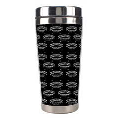 Talking Board Stainless Steel Travel Tumbler