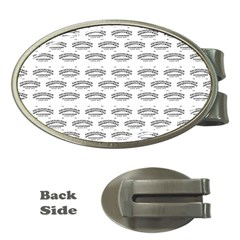 Talking Board Money Clip (Oval)