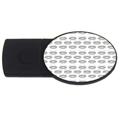 Talking Board 2GB USB Flash Drive (Oval)