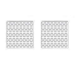 Talking Board Cufflinks (Square)