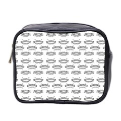 Talking Board Mini Travel Toiletry Bag (Two Sides)