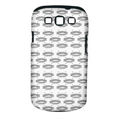 Talking Board Samsung Galaxy S III Classic Hardshell Case (PC+Silicone)