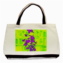 Butterfly Green Classic Tote Bag