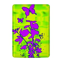 Butterfly Green Kindle 4 Hardshell Case