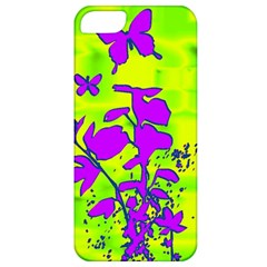 Butterfly Green Apple iPhone 5 Classic Hardshell Case
