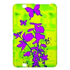 Butterfly Green Kindle Fire HD 8.9  Hardshell Case