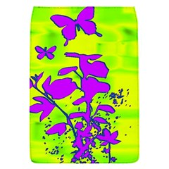 Butterfly Green Removable Flap Cover (Small)