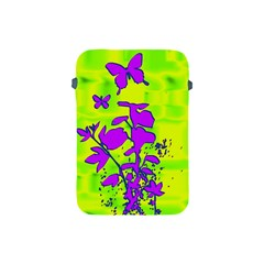 Butterfly Green Apple iPad Mini Protective Sleeve