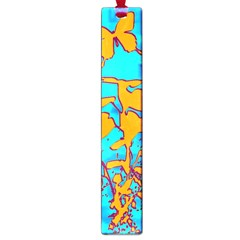 Butterfly Blue Large Bookmark