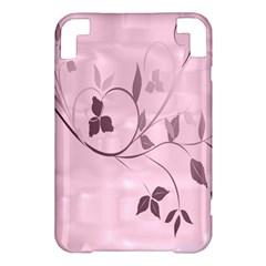 Floral Purple Kindle 3 Keyboard 3G Hardshell Case