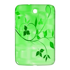Floral Green Samsung Galaxy Note 8.0 N5100 Hardshell Case