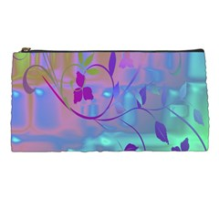 Floral Multicolor Pencil Case
