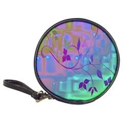 Floral Multicolor CD Wallet