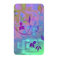 Floral Multicolor Memory Card Reader (Rectangular)