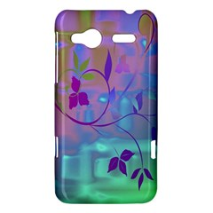 Floral Multicolor HTC Radar Hardshell Case