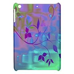 Floral Multicolor Apple Ipad Mini Hardshell Case