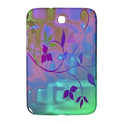 Floral Multicolor Samsung Galaxy Note 8.0 N5100 Hardshell Case