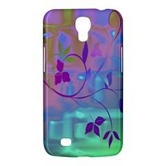 Floral Multicolor Samsung Galaxy Mega 6.3  I9200