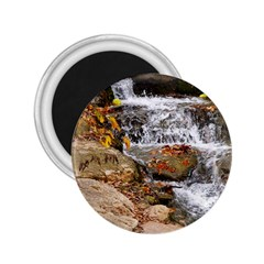 Waterfall 2.25  Button Magnet