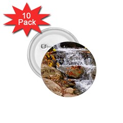 Waterfall 1.75  Button (10 pack)