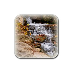 Waterfall Drink Coaster (square)