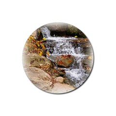 Waterfall Drink Coasters 4 Pack (Round)