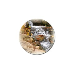 Waterfall Golf Ball Marker 4 Pack