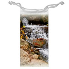 Waterfall Jewelry Bag