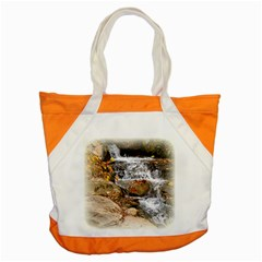 Waterfall Accent Tote Bag