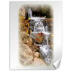 Waterfall Canvas 36  x 48  (Unframed)