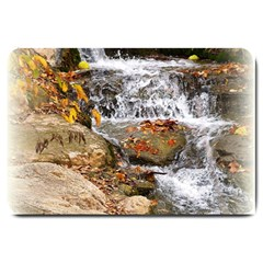 Waterfall Large Door Mat