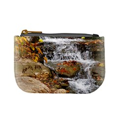 Waterfall Coin Change Purse