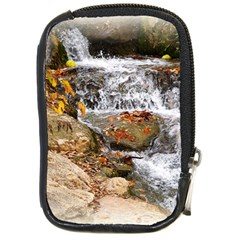 Waterfall Compact Camera Leather Case