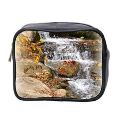 Waterfall Mini Travel Toiletry Bag (Two Sides)