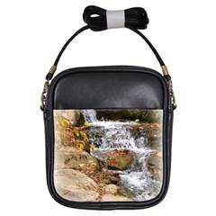 Waterfall Girl s Sling Bag