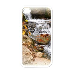 Waterfall Apple iPhone 4 Case (White)