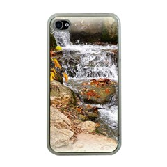 Waterfall Apple iPhone 4 Case (Clear)