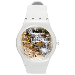 Waterfall Plastic Sport Watch (Medium)