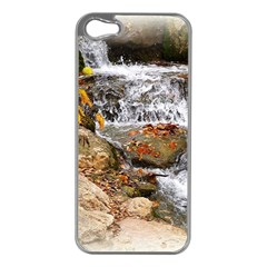 Waterfall Apple iPhone 5 Case (Silver)
