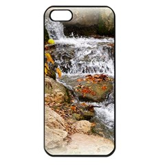 Waterfall Apple iPhone 5 Seamless Case (Black)